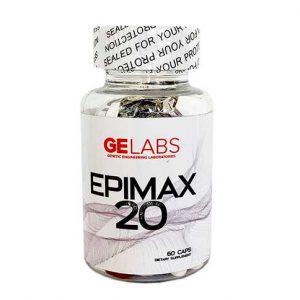 Ge Labs Epimax 20