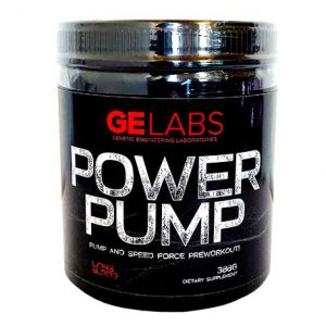GE Labs Power Pump