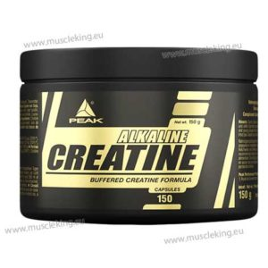peak creatine alkalyne